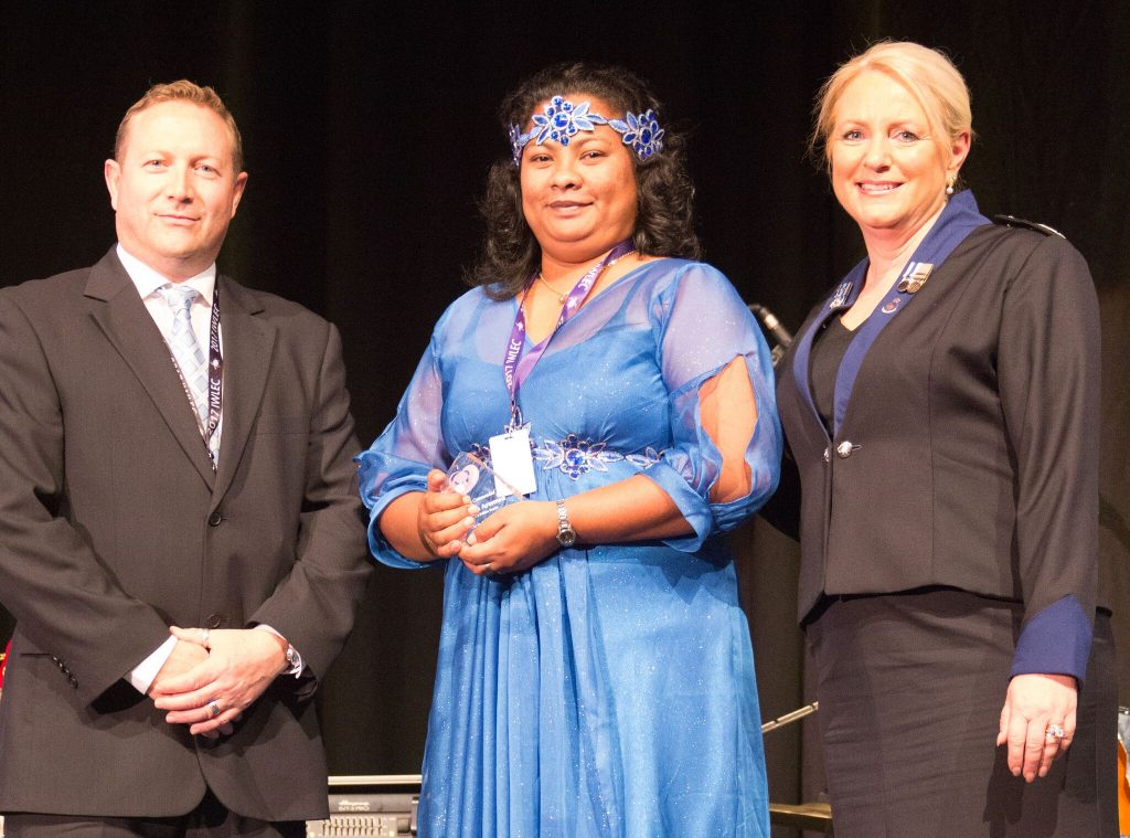 1.16 Highly commended in this category, Sergeant Sareima Aremwa, Nauru Police Force._preview