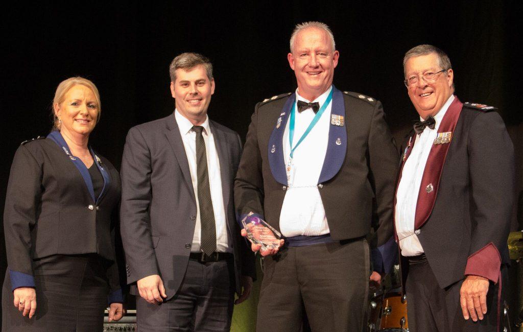 1.3 ACWAP President Deb Platz, the Hon Mark Ryan, Superintendent Brad Eaton and Commissioner Ian Stewart, QPS_preview