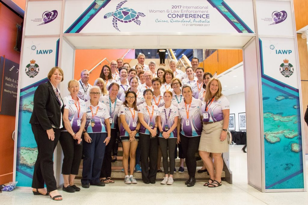2017 International Women & Law Enforcement Conference Cairns