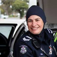Senior Constable Maha Sukkar